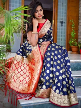 Picture of Designer Banarasi Saree