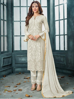 Picture of 002F Meher Fashion Pakistani Suit