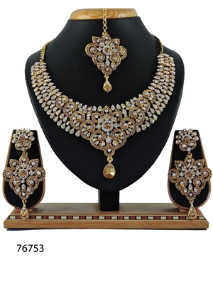Picture of 76753 Imitation Jewellery Nacklace Set