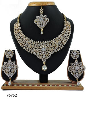 Picture of 76752 Imitation Jewellery Nacklace Set
