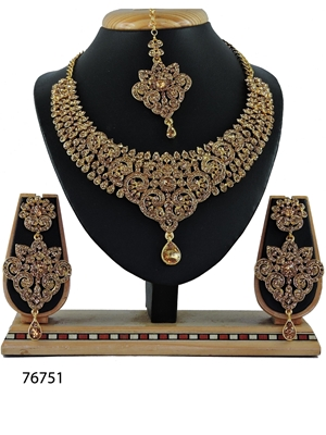 Picture of 76751 Imitation Jewellery Nacklace Set