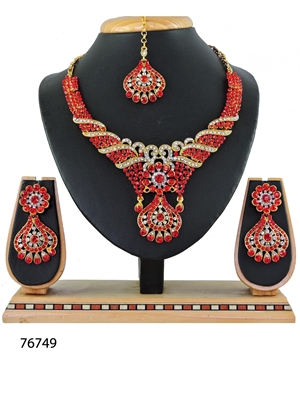 Picture of 76749 Imitation Jewellery Nacklace Set