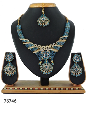 Picture of 76746 Imitation Jewellery Nacklace Set