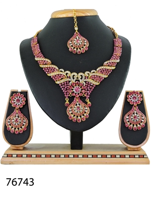 Picture of 76743 Imitation Jewellery Nacklace Set