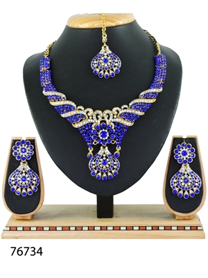Picture of 76734 Imitation Jewellery Nacklace Set