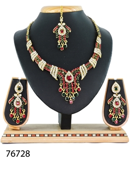 Picture of 76728 Imitation Jewellery Nacklace Set