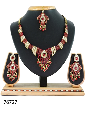 Picture of 76727 Imitation Jewellery Nacklace Set