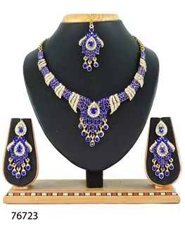 Picture of 76723 Imitation Jewellery Nacklace Set