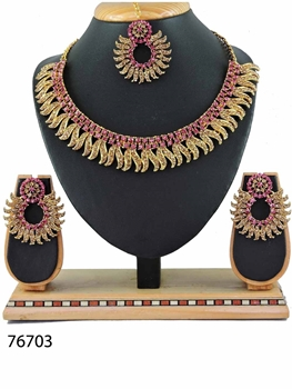Picture of 76703 Imitation Jewellery Necklace Set