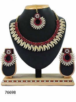 Picture of 76698 Imitation Jewellery Necklace Set
