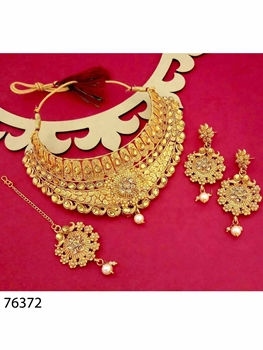 Picture of 76372 Imitation Jewellery Necklace Set