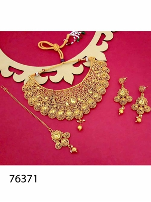 Picture of 76371 Imitation Jewellery Necklace Set