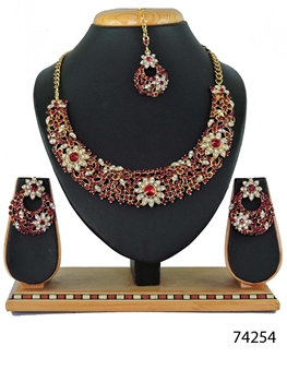 Picture of 74254 Imitation Jewellery Nacklace Set Collection