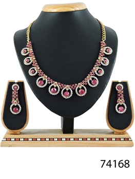 Picture of 74168 Imitation Jewellery Nacklace Set Collection