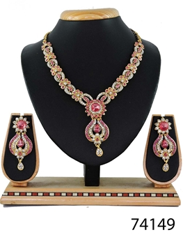 Picture of 74149 Imitation Jewellery Nacklace Set Collection