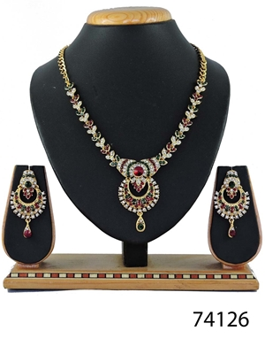 Picture of 74126 Imitation Jewellery Nacklace Set Collection