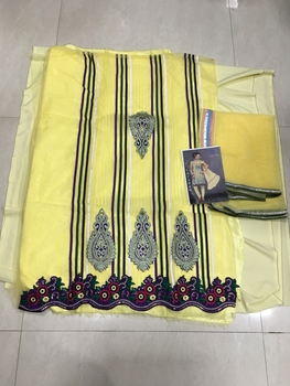Picture of 1543 Yellow Straight Suit