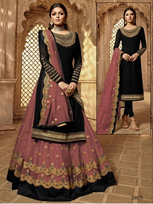 Picture of 57003B Pakistani Style Suit