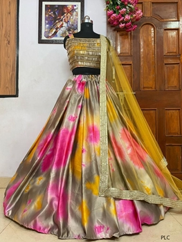 Picture of Printed Lehenga Choli