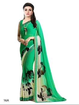 Picture of Traditional Silver Zari Linen Slub Saree