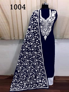 Picture of 1004 Exclusive Dress Material Suit