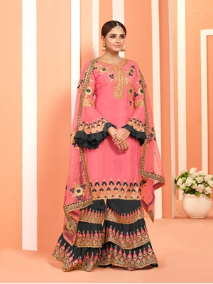 Picture of 4001 Sharara Suit Bridal Wear