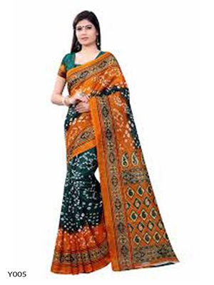 Picture of Bhagalpuri Silk Saree Collection