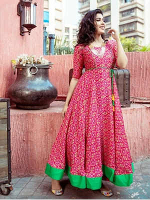 Picture of Designer Long Gown Collection