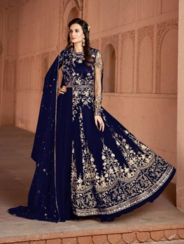 Picture of 1062 Designer  Lehenga Choli