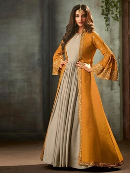 Picture of 1063 Designer Pakistani Style Suit