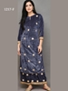 Picture of 7019D Exclusive Zari Checks Lining Poly Cotton Saree
