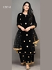 Picture of 7019C Exclusive Zari Checks Lining Poly Cotton Saree