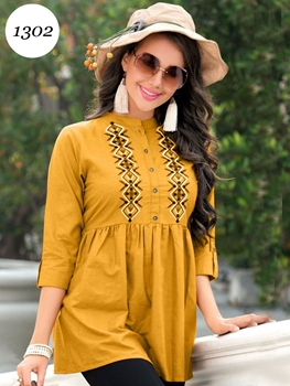 Picture of 1302 Western Cotton Top
