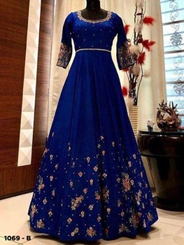 Picture of 1069B Trendy Designer Gown